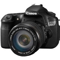 CANON EOS 60D 17-85mm IS