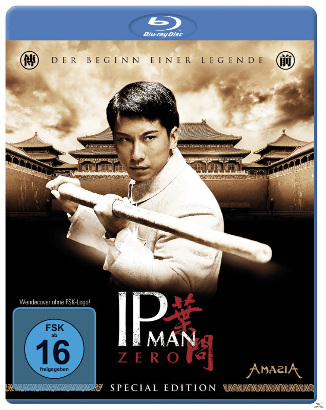 IP Man Zero (Special Edition) Action Blu-ray