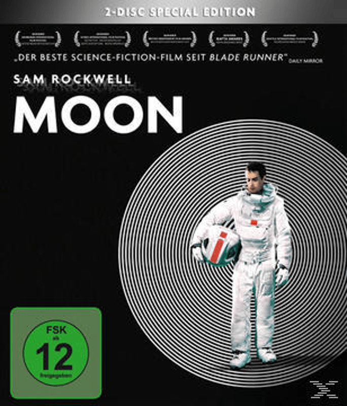 MOON (2-DISC SPECIAL EDITION) - (Blu-ray)