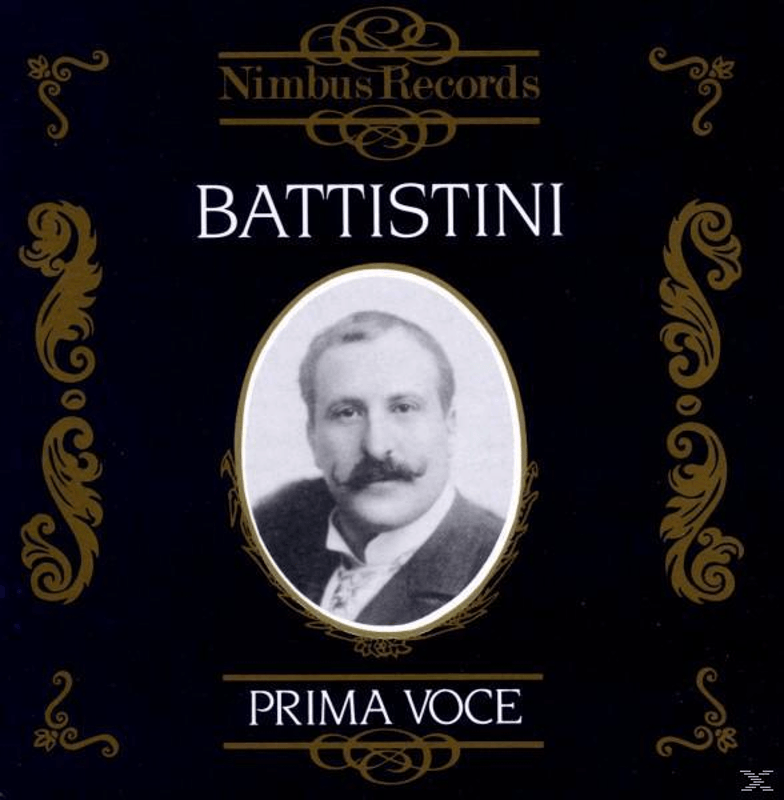Mattia Battistini - Mattia Battistini - (CD)