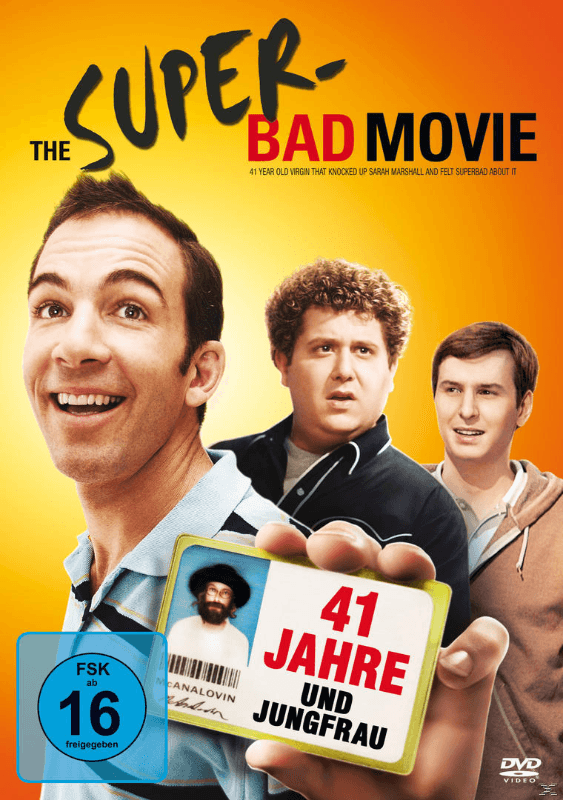 The Super-Bad Movie Komödie DVD