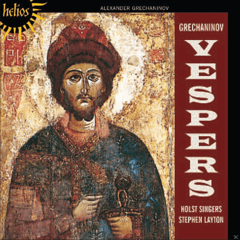 Holst Singers - Vespers - (CD)