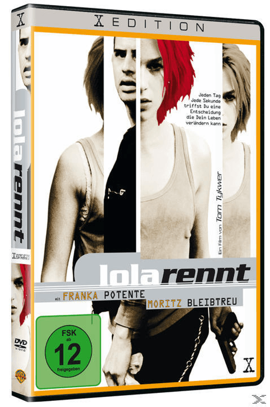 Lola rennt Action DVD