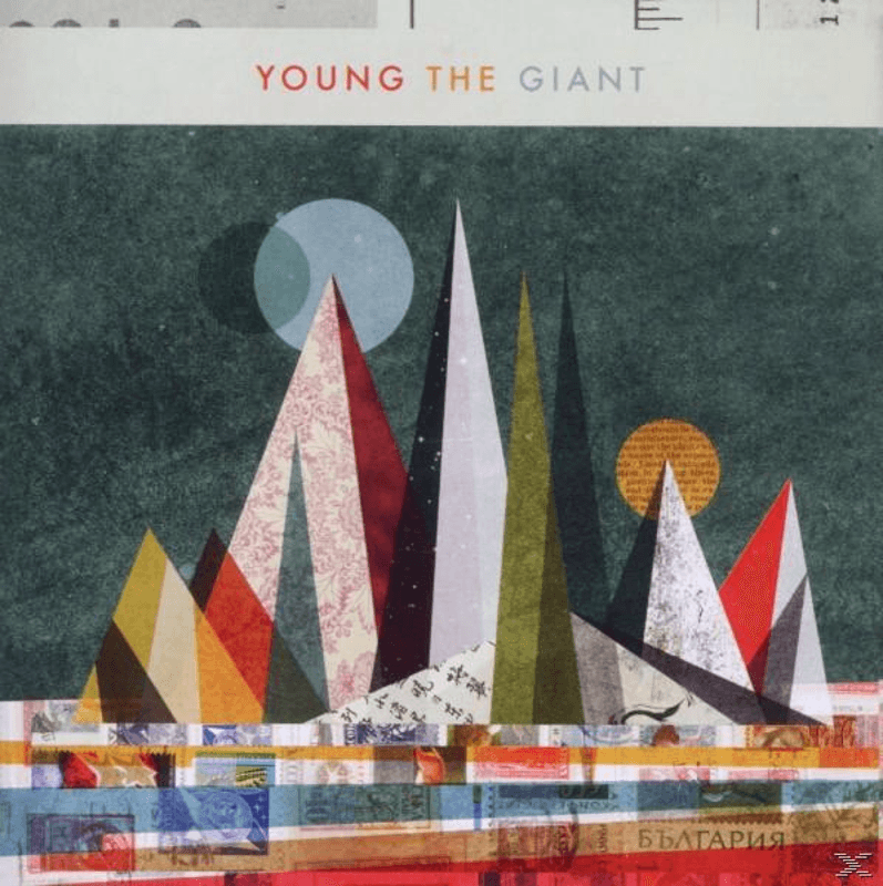 Young The Giant - Young The Giant - (CD)