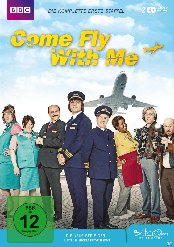 Come Fly With Me - Die komplette erste Staffel - (DVD)