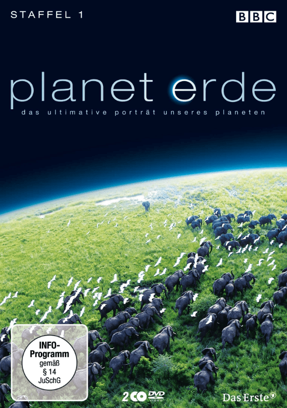 Planet Erde - Staffel 1 (Softbox-Version) - (DVD)