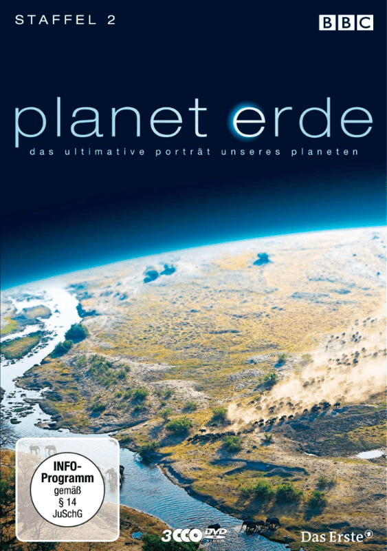 Planet Erde - Staffel 2 (Softbox-Version) - (DVD)