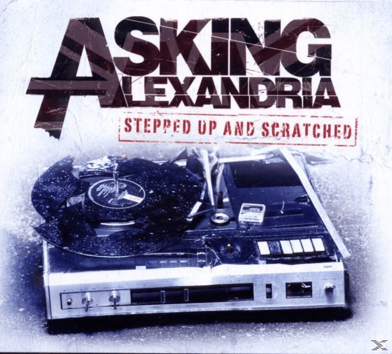 Asking Alexandria - Stepped Up And Scratched (CD)