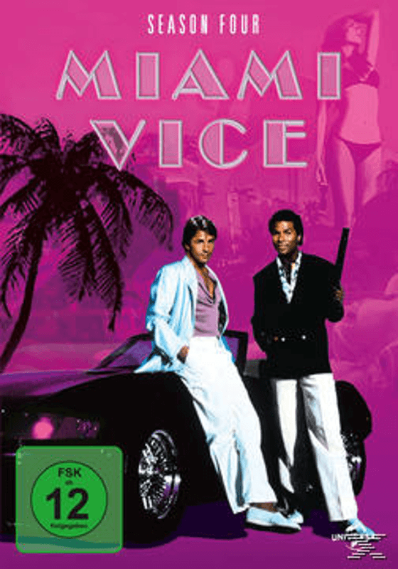 Miami Vice - Staffel 4 TV-Serie/Serien DVD