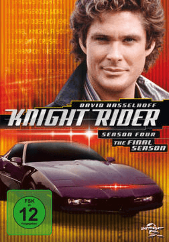 Knight Rider - Staffel 4 TV-Serie/Serien DVD