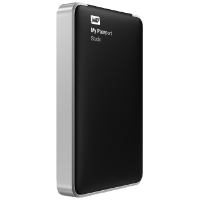 WESTERN-DIGITAL My Passport® Studio™ 1 TB WDBK8A0010BBK-EESN