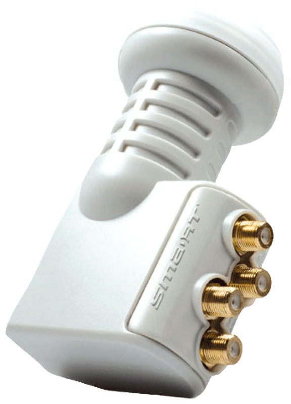 SMART Universal Quad Switch LNB