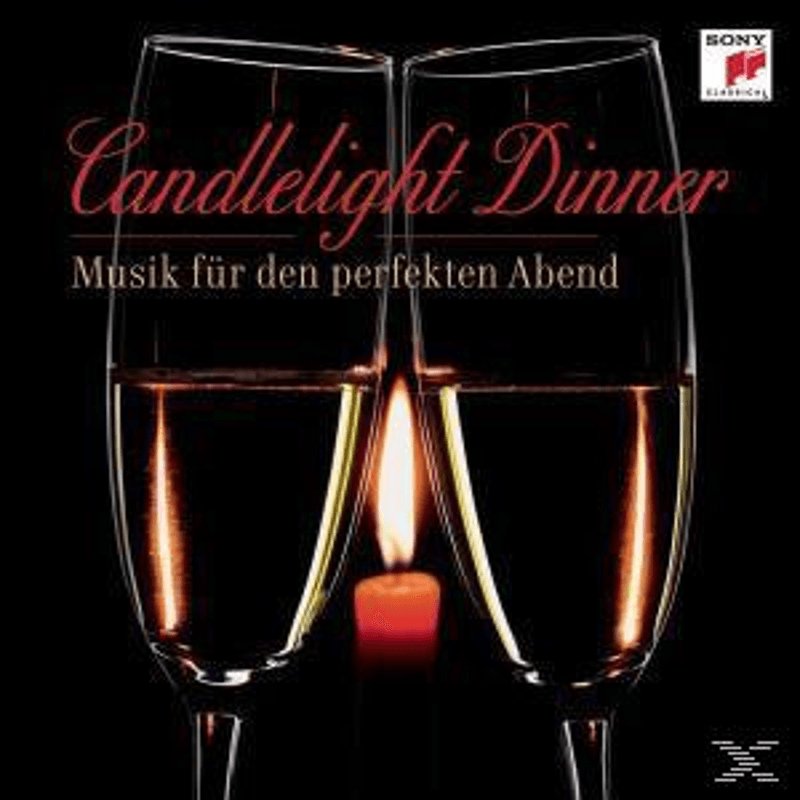 Various - Candlelight Dinner - (CD)