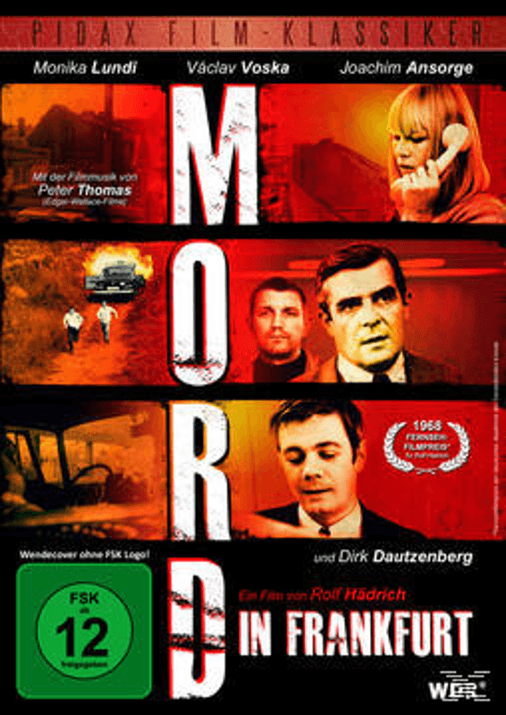 MORD IN FRANKFURT - (DVD)