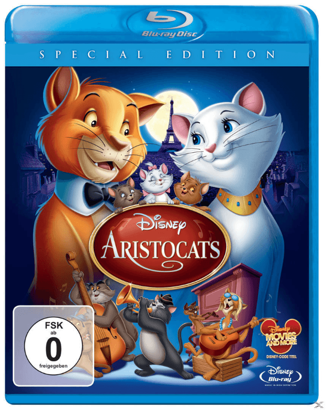 Aristocats - Special Edition - (Blu-ray)