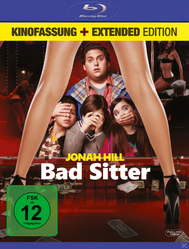Bad Sitter Extended Version Komödie Blu-ray