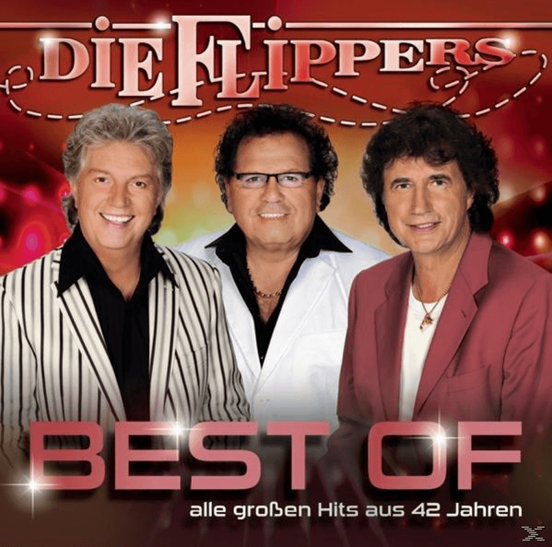 Die Flippers - Best Of - (CD)