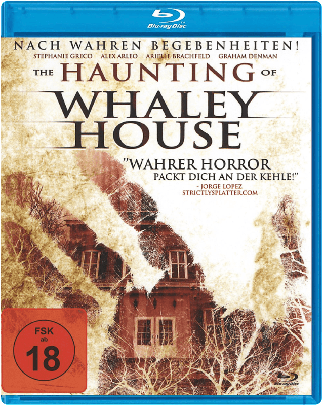 The Haunting Of Whaley House - (Blu-ray)