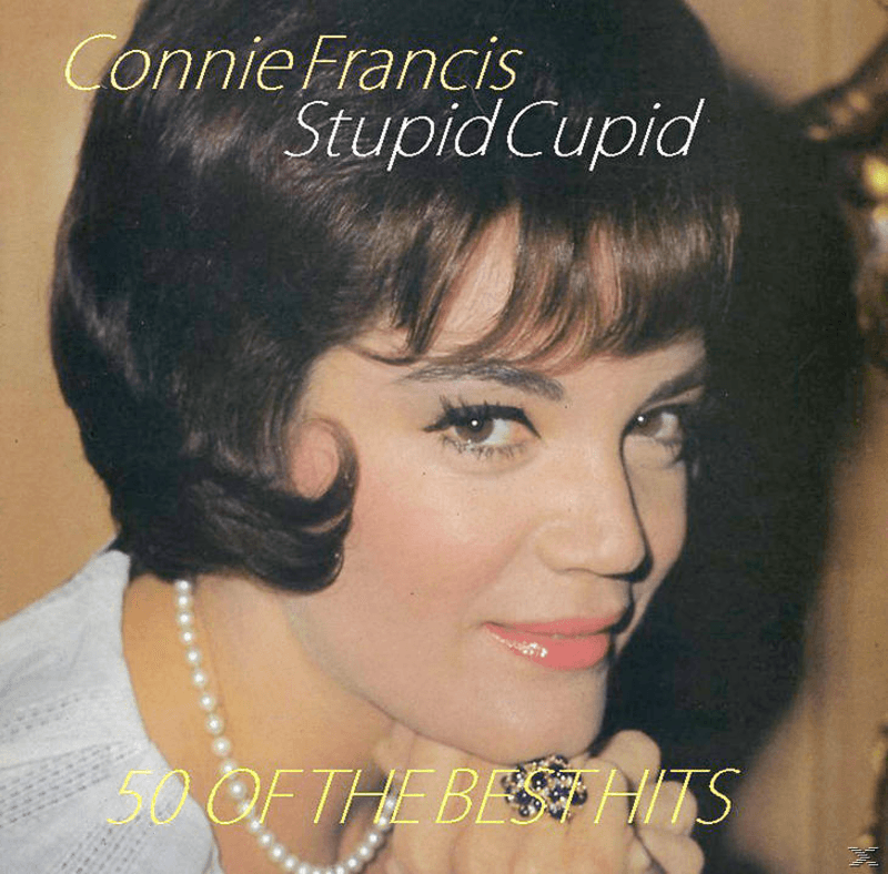 Connie Francis - Stupid Cupid - 50 Of The Best Hits - (CD)