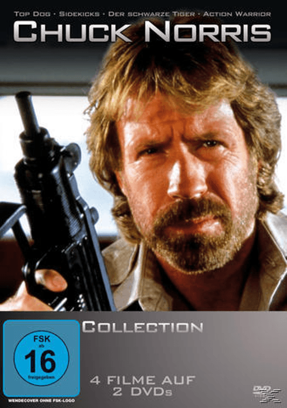 Chuck Norris Collection - (DVD)
