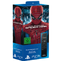 SONY Blu-ray Disc™ Fernbedienung inkl. The Amazing Spider-Man Blu-ray