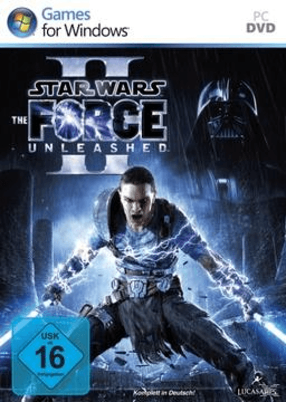 Star Wars: The Force Unleashed II (Software Pyramide) - PC