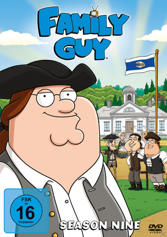 Family Guy - Staffel 9 Komödie DVD