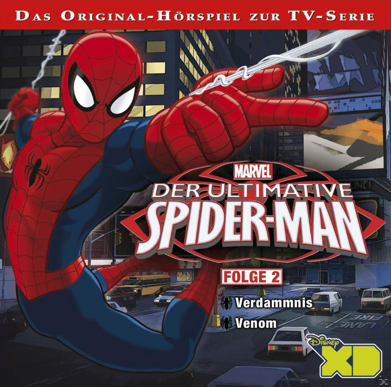 - Marvel: Der ultimative Spider-Man 02 (CD)