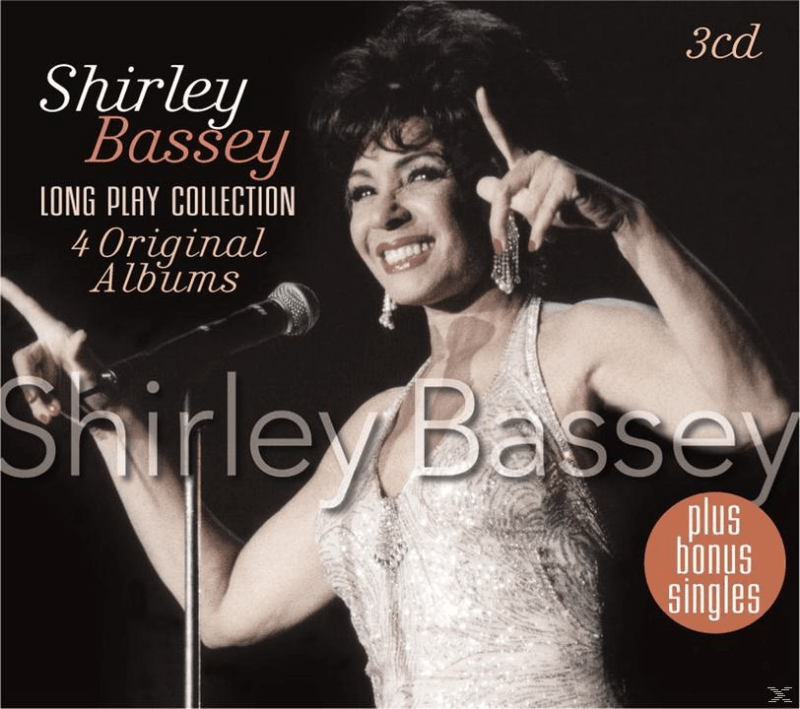 Shirley Bassey - Long Play Collection - (CD) bei SATURN.de