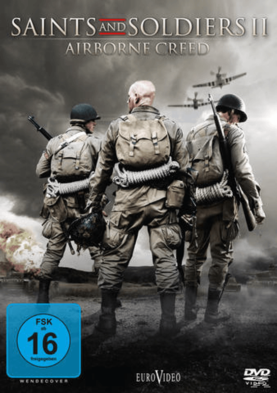 Saints and Soldiers II - Airborne Creed - (DVD)