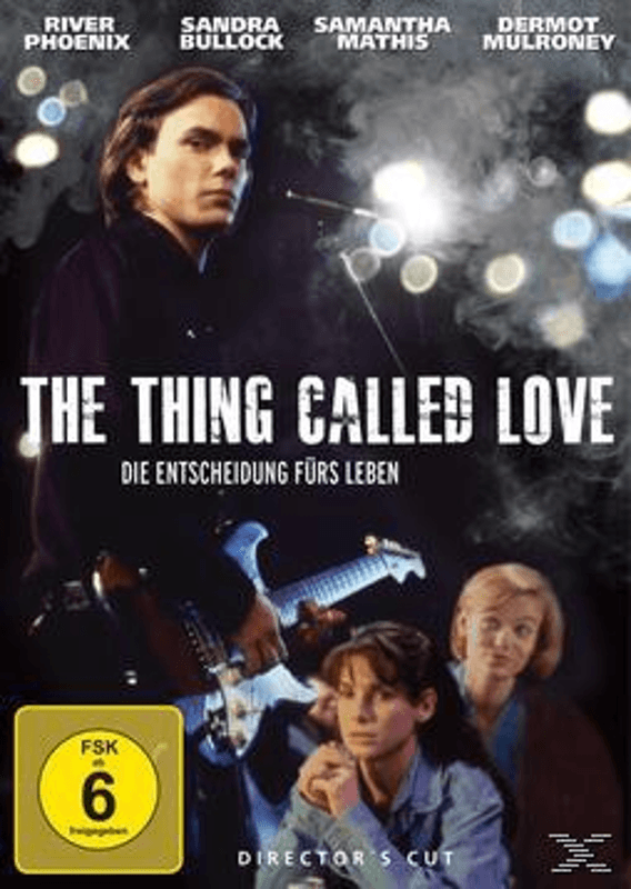 The Thing Called Love - Die Entscheidung fürs Leben Director´s Cut Drama DVD