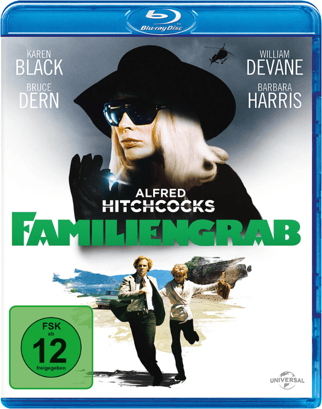 Familiengrab Thriller Blu-ray