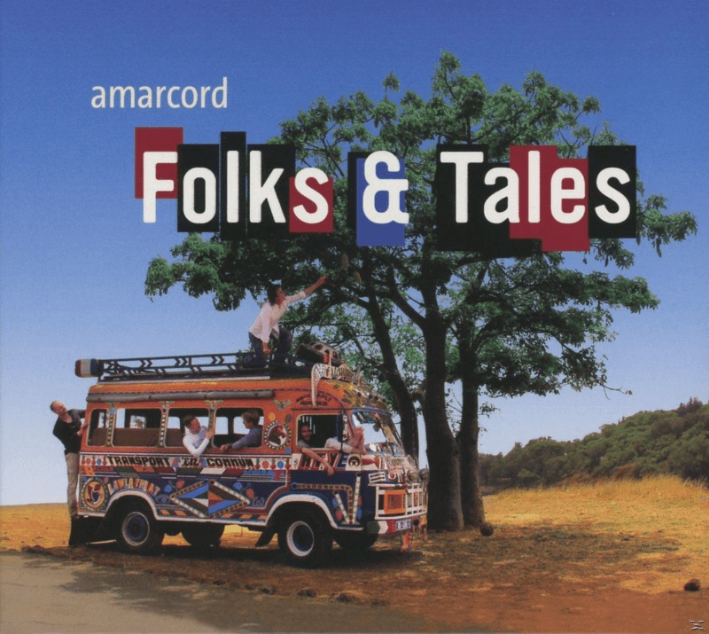 Amarcord - Folks & Tales - (CD)