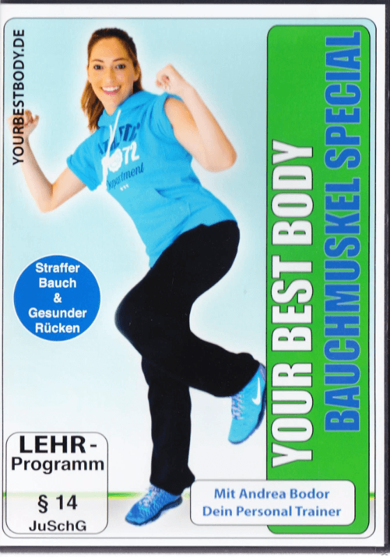 Your Best Body - Bauchmuskel Special - (DVD)