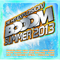 SONY MUSIC ENTERTAINMENT (GER) BOOOM-SUMMER 2013