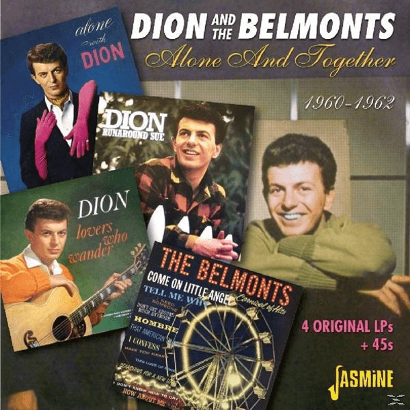 Dion & The Belmonts - Alone & Together - (CD) bei SATURN.de
