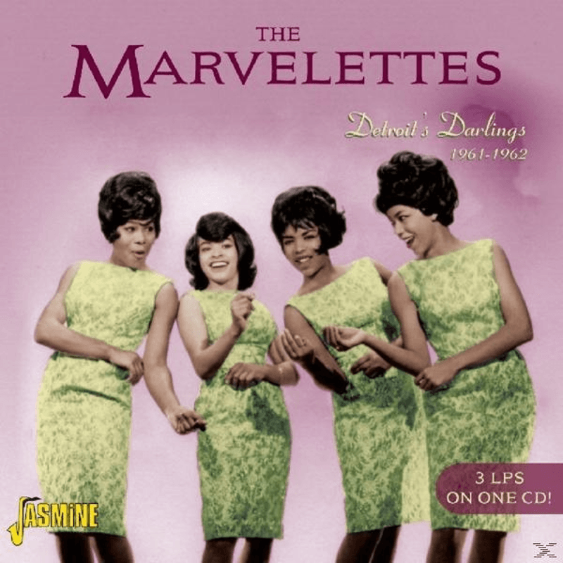 The Marvelettes - Detroit´s Darlings 61-62 - (CD) bei SATURN.de