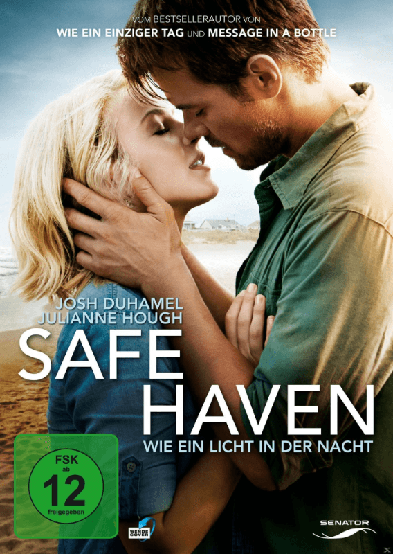Safe Haven - Wie ein Licht in der Nacht - (DVD)
