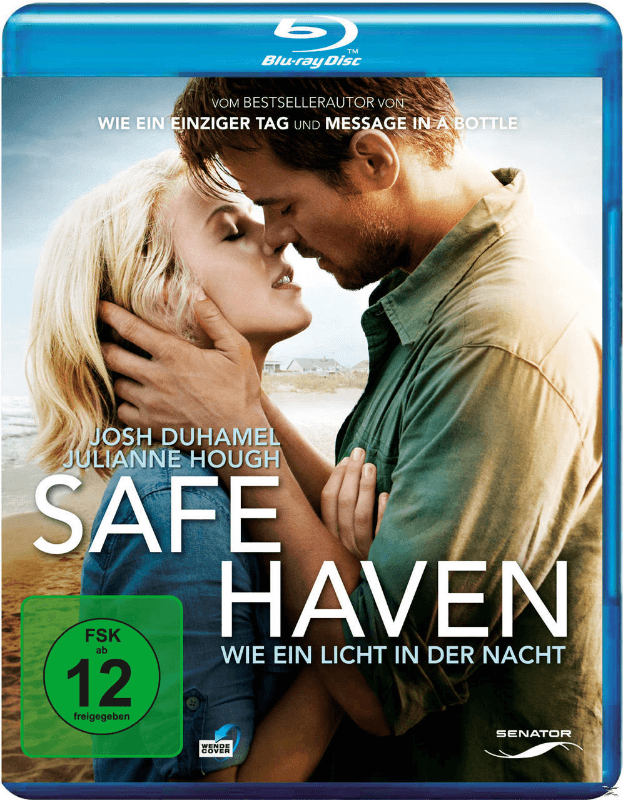 Safe Haven - Wie ein Licht in der Nacht - (Blu-ray)