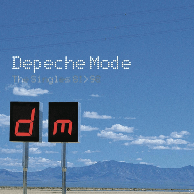 Depeche Mode - THE SINGLES 81-98 - (CD)
