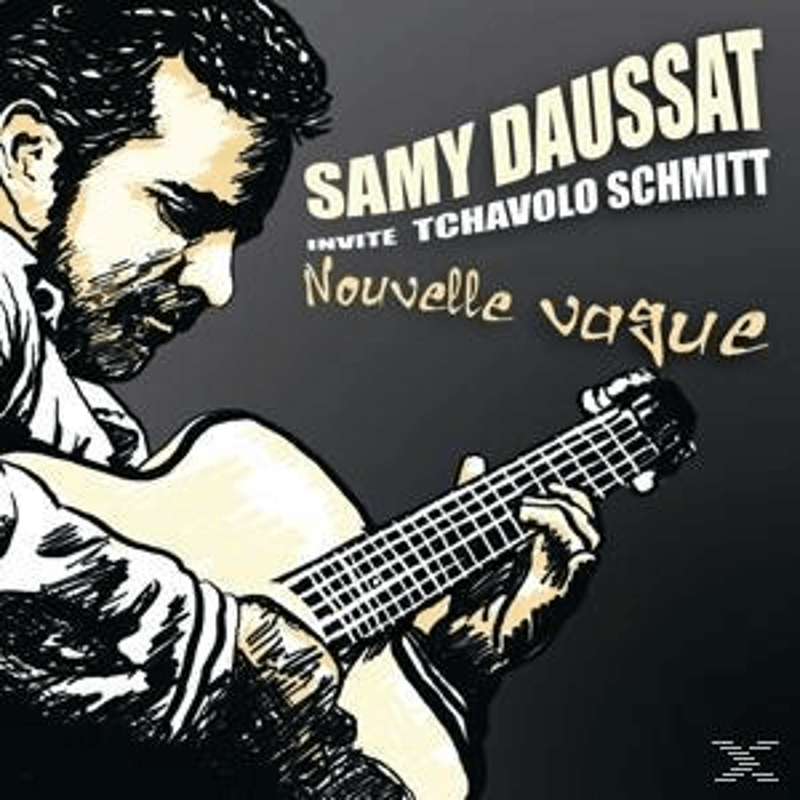 Samy Daussat - Nouvelle Vague - (CD)