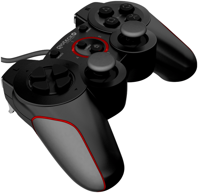 GIOTECK VX2 WIRELESS PS3-CONTROLLER