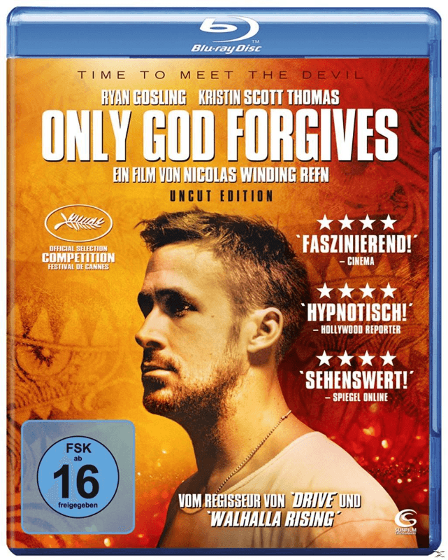 Only God Forgives (Uncut Edition) - (Blu-ray)