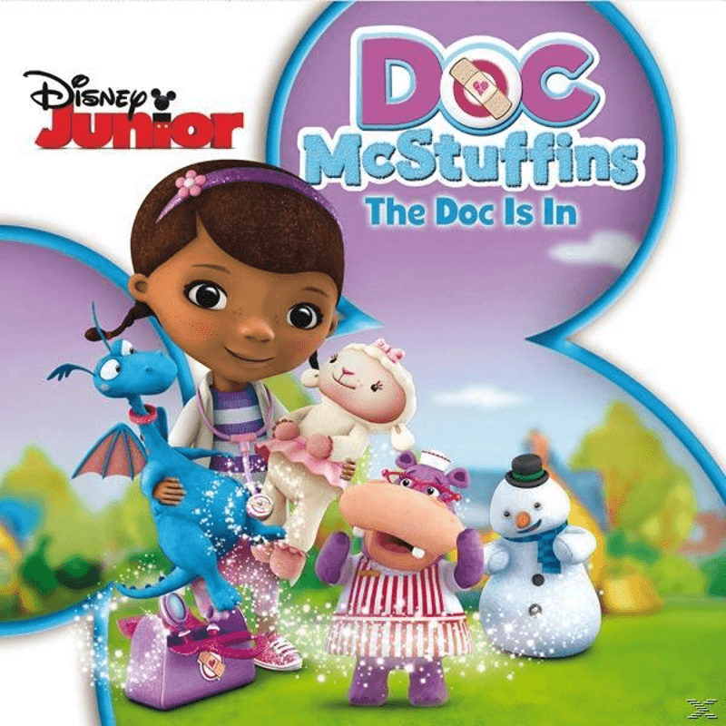 Ost/Various Doc Mcstuffins: The Doc Is In Musik (Kinder) CD