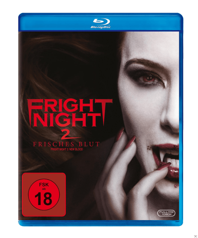 Fright Night 2 – Frisches Blut Komödie Blu-ray