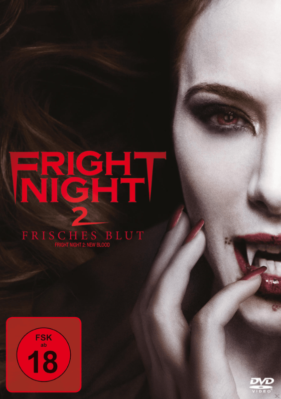 Fright Night 2 – Frisches Blut - (DVD)