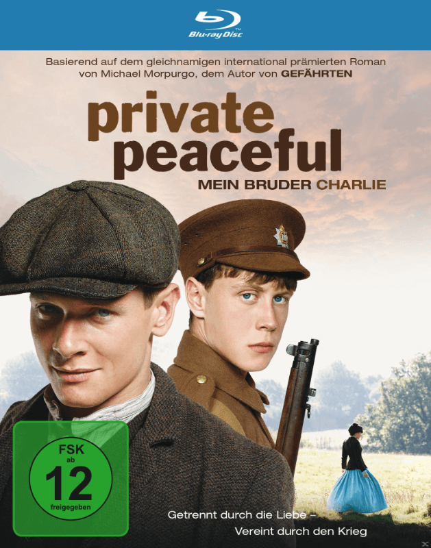 Mein Bruder Charlie-Private Peaceful - (Blu-ray)