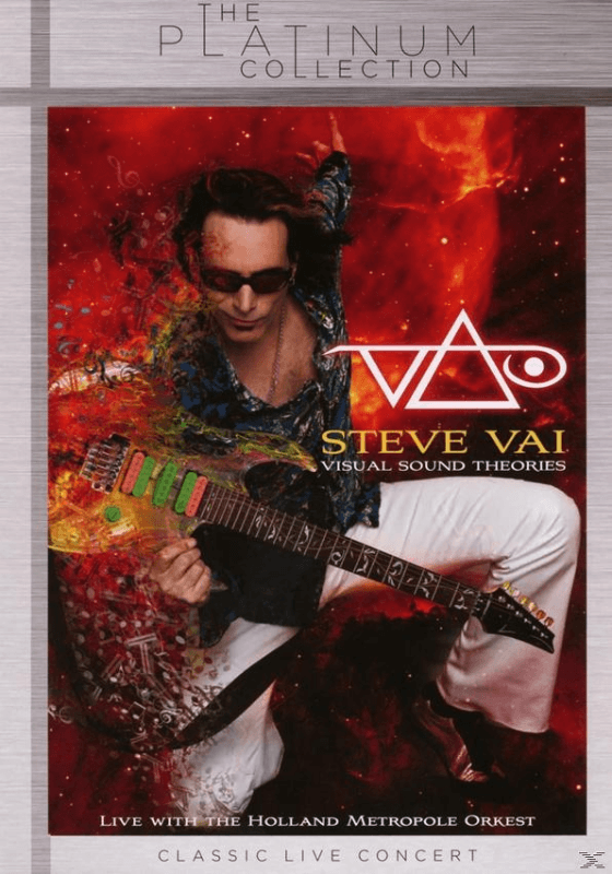 Steve Vai - Visual Sound Theories - (DVD)