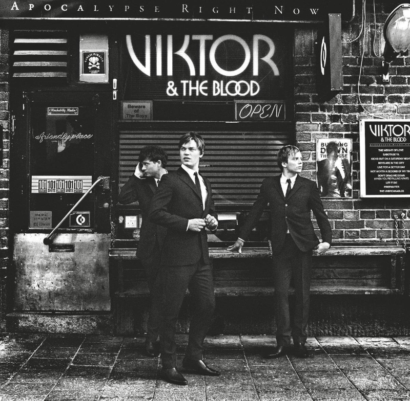 Victor & The Blood - Apocalypse Right Now - (CD) bei SATURN.de