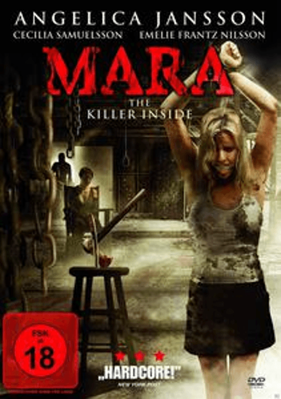 Mara – The killer inside - (DVD)